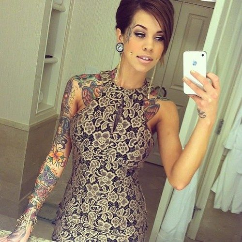 If You Like Tattoos Get In Here (53 Photos)