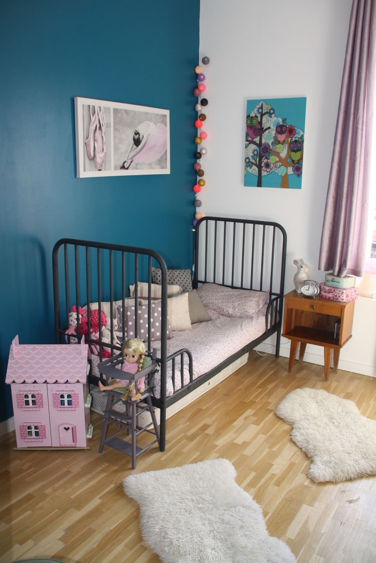 pingl par caroline gours sur chambre d enfant pinterest couleur chambre gar on couleurs. Black Bedroom Furniture Sets. Home Design Ideas