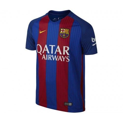 Nike FC Barcelona Genç Çocuk Forma (8-15 Yaş)