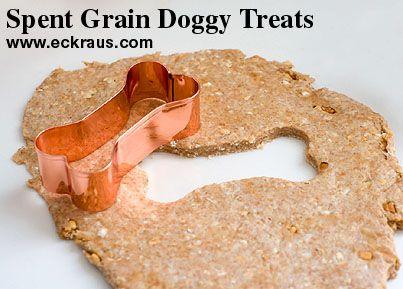 how to make dog treats soft