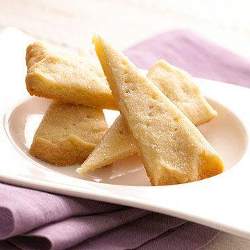 Oatmeal Shortbread - Sensational Shortbread Cookies for Christmas