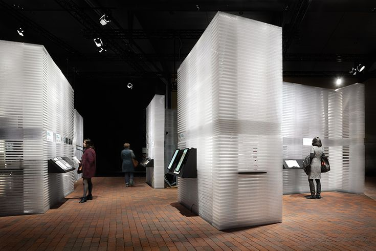 CIVIC architects - Flemish Nederlands Pavilion - Frankfurt | Photography ©Stijn Bollaert