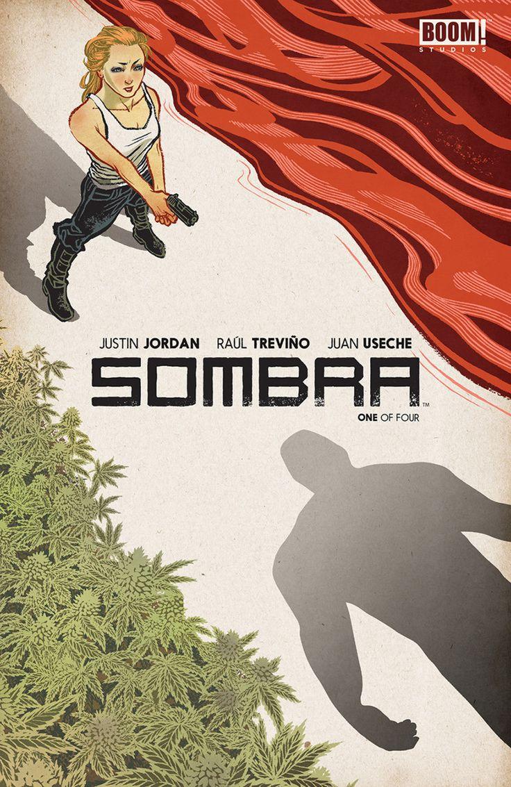 Boom! Studios - Sombra (2016) #1-4 VF/NM Set