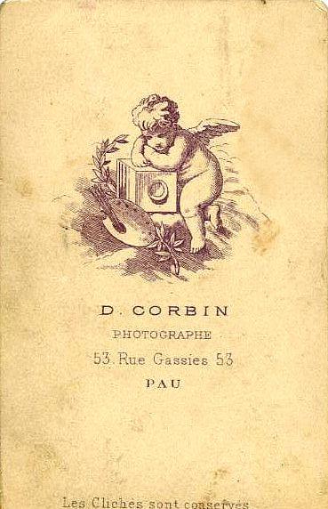 D. CORBIN - Pau, Pyrénées-Atlantiques