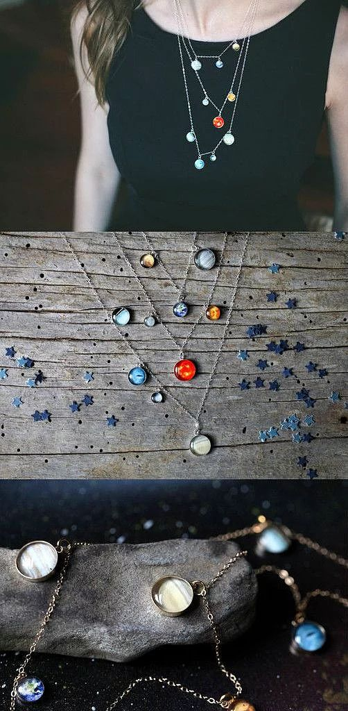 20 Alien Jewelry to Carry a Piece of Galaxy