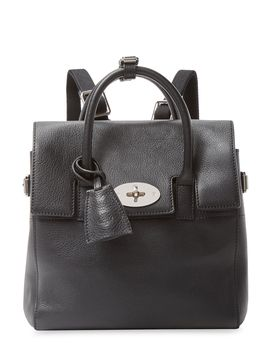 Mulberry x Cara Delevingne Medium Grained Leather Bag from Mulberry Handbags on Gilt