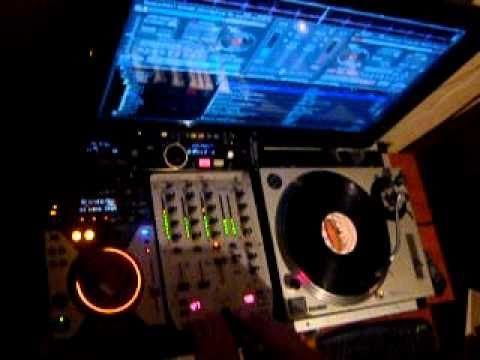 Virtual dj & pioneer cdj 400 High energy.MOV