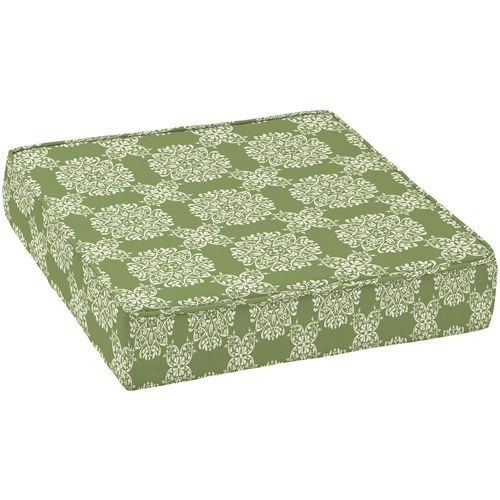 Better Homes and Gardens Outdoor Deep Seat Seat Cushion, Green Tulip  Medallion - 17 Best Images About Patio On Pinterest Green, Tulip And Jade