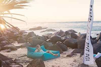 Daybed Bean bag  BIG KAHUNA  Commercial Strength !!!!! for indoors and outdoors