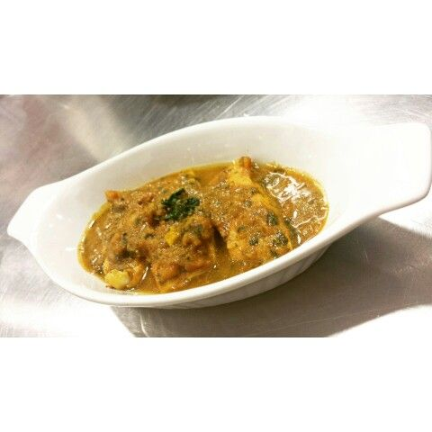 Northern fisherman's curry by #chefrhog