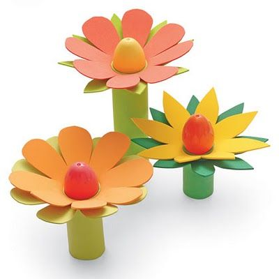 25 best ideas about cardboard tube crafts on pinterest for Cardboard tube flowers