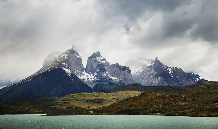 A guide to the Torres del Paine W Trek in Patagonia. Located in the Torres del Paine National Park in Southern Chilean Patagonia.