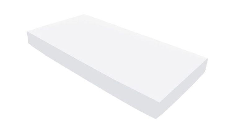 1098 Skum madras 200 cm, juniorsenge og køjesenge - Skum madras 200 cm 12 cm tyk - ekstra tyk