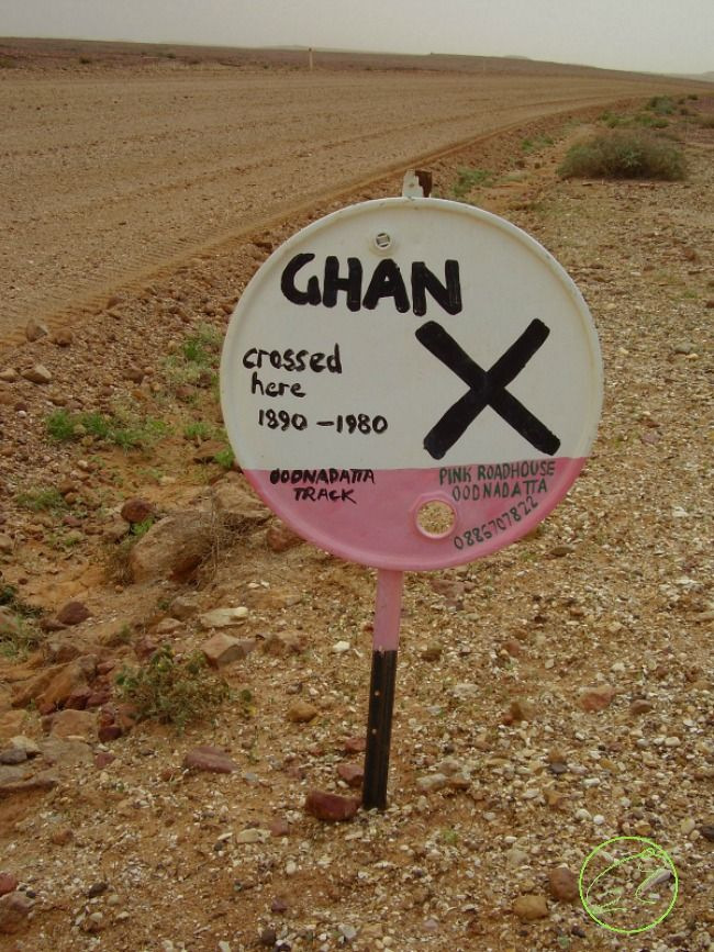 On our great journey to the Pink Roadhouse - Oodnadatta Track