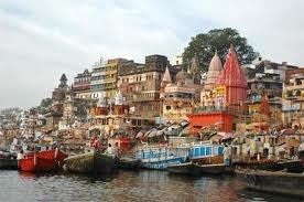 Kasi again, the ghats..