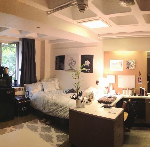 My Dorm Room! - Penn State East Halls 2014