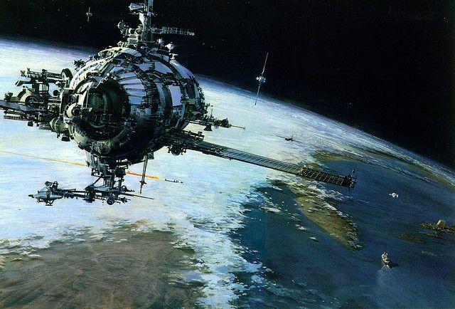 Ο hacker της NASA αποκαλύπτει: η Αμερική έχει πολεμικά διαστημόπλοια!