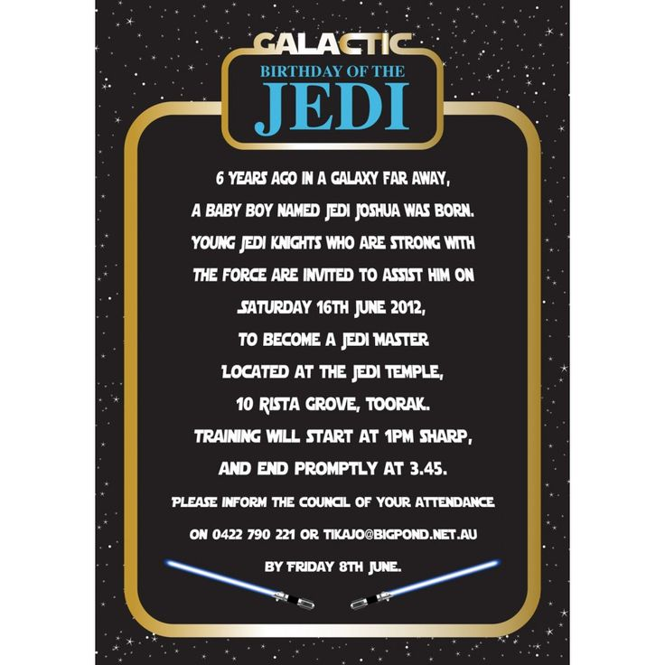 Invitation star wars pinterest invitation wording star wars invitation star wars pinterest invitation wording star wars birthday and birthday party ideas stopboris Gallery