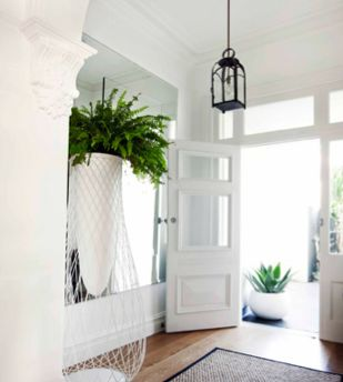 Airy Entrance