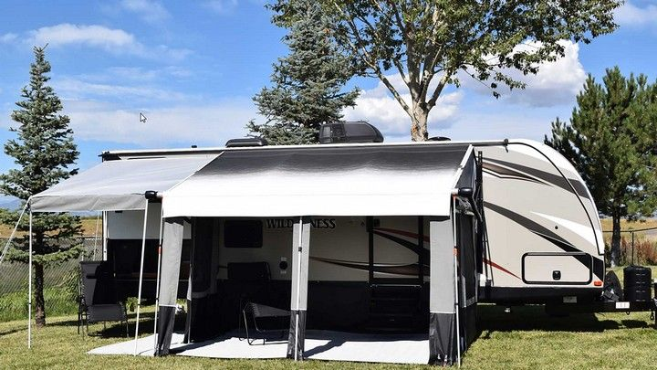 How To Change The Motor Of Your Rv Awning Di 2020