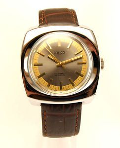 Swiss Vintage Watch Lanco BIG SIZE. 79,88 EUR