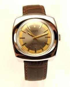 Swiss Vintage Watch Lanco BIG SIZE. 79,88 EUR