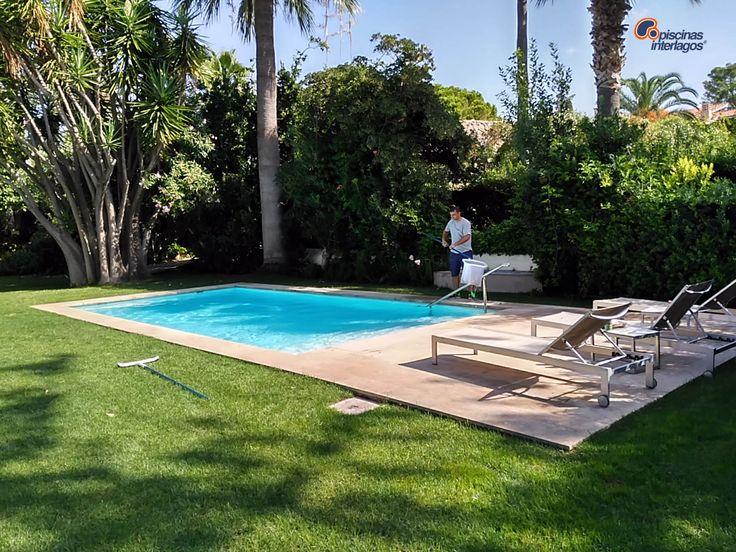 20 best piscinas minimalistas images on pinterest for Piscina benicassim