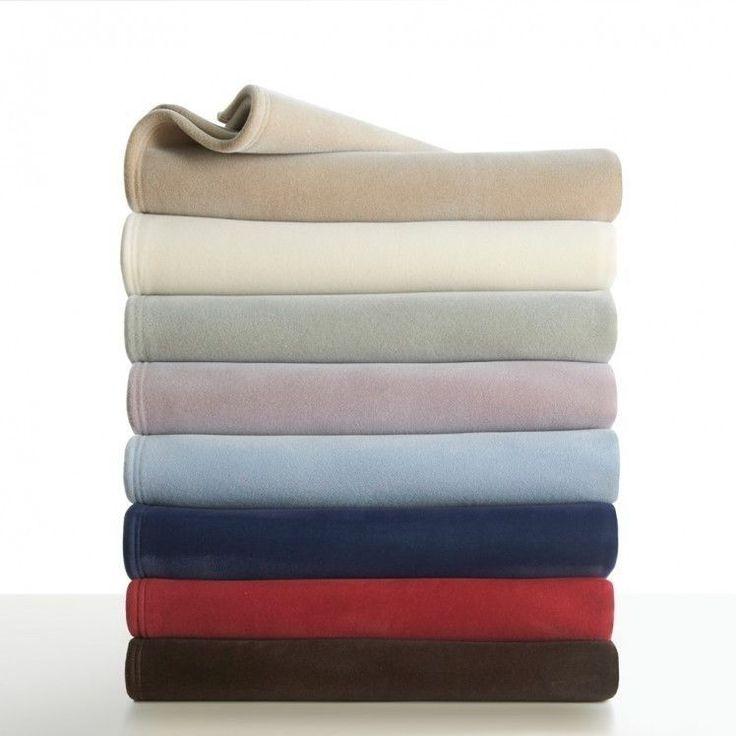 Martex Classic Vellux Blanket - Set Of 4 Blankets