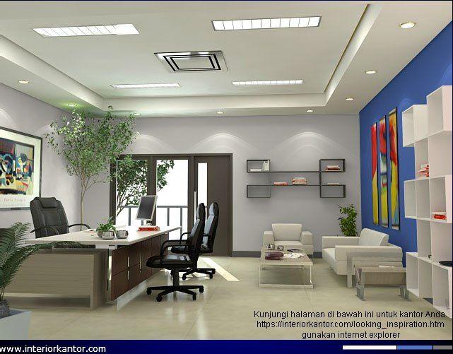 Warna Lembut Untuk Interior Kantor