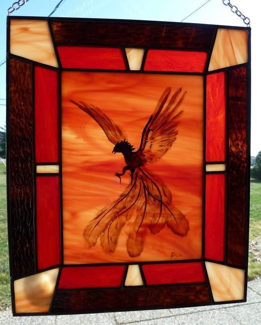 Flight Of The Phoenix - from Delphi Artist Gallery