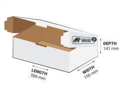 3kg Courier Carton 10.7L