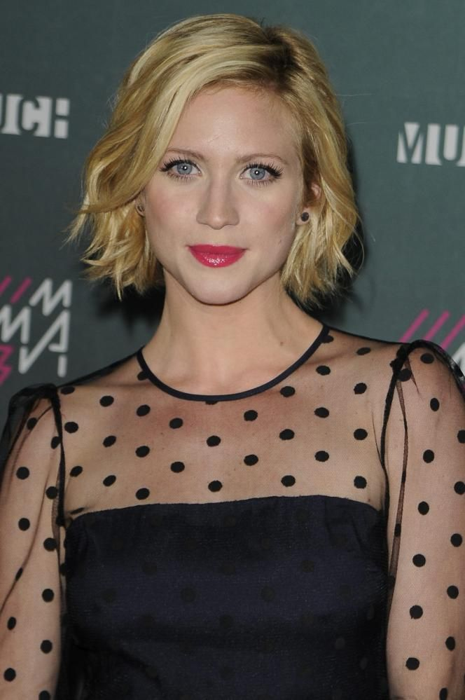 Brittany Snow 2013