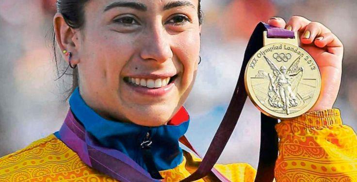 Mariana Pajón, toda una heroína   Colombia Marca País March, Sports