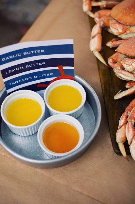 around the world with bash, please: a nautical crab boil | Design*Sponge