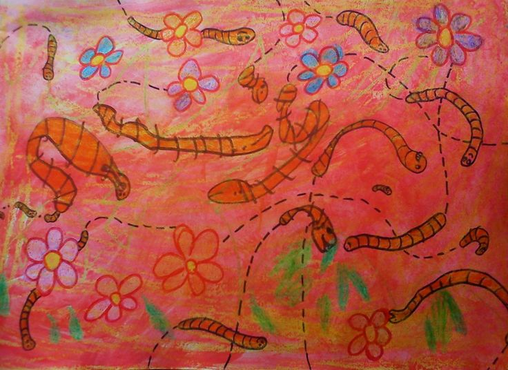 Spring & worms