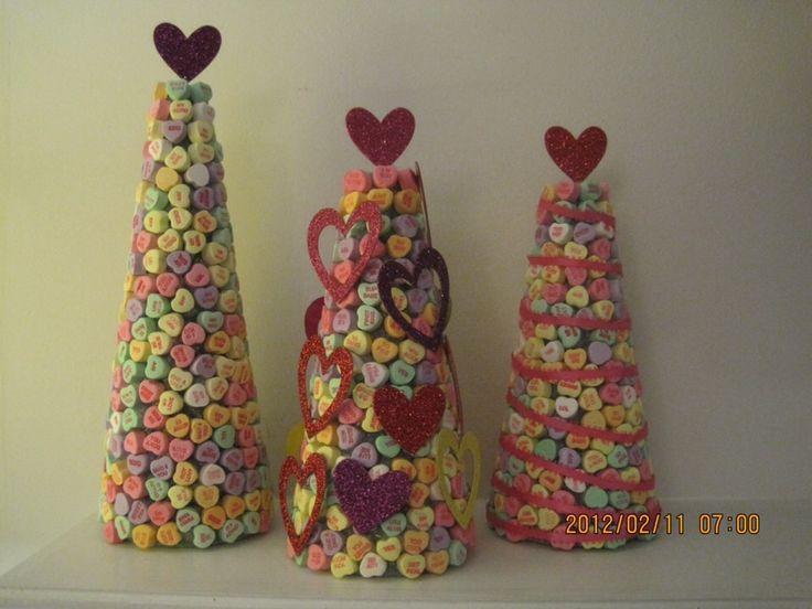 valentine photo tree