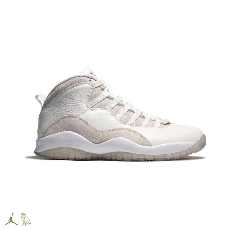 Look for the Air Jordan 10 OVO to official release globally on Saturday,  September 12th