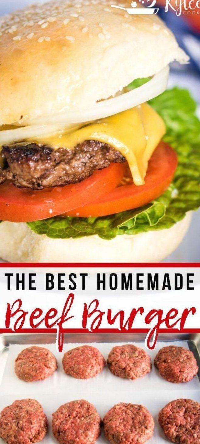 Gluten Free Burger Recipes Burger Recipes Beef Beef Stew Beef Ribs Beef Ramen Noodle Recipes St Homemade Beef Burgers Homemade Beef Burger Recipes Beef
