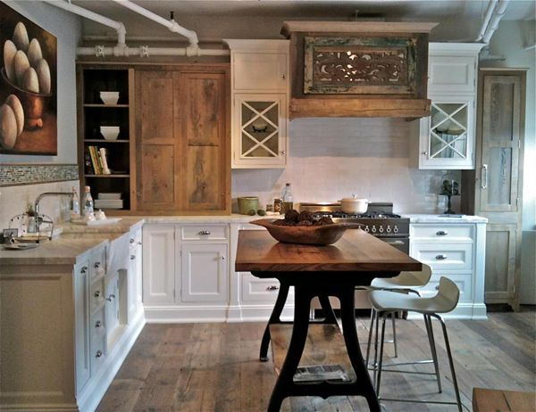 81 best kitchen counter height tables images on pinterest for Reclaimed wood dc