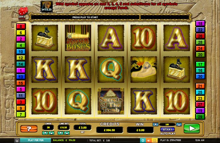 Online Slot Games Kostenlos