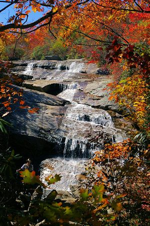 Asheville, NC~ Graveyard Fields hike. One of my favs on the Blue Ridge Parkway. Keith & I used to hike here when we were dating.