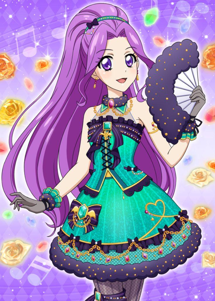 Cute anime character