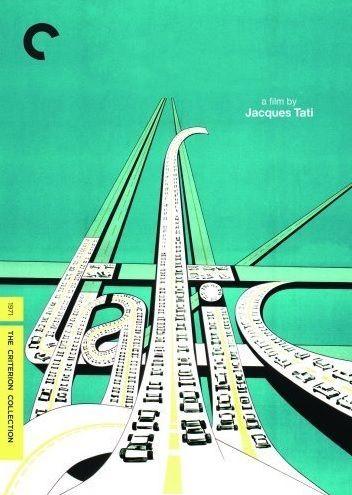 """Jacques Tati's """"Trafic"""" (1971)"""