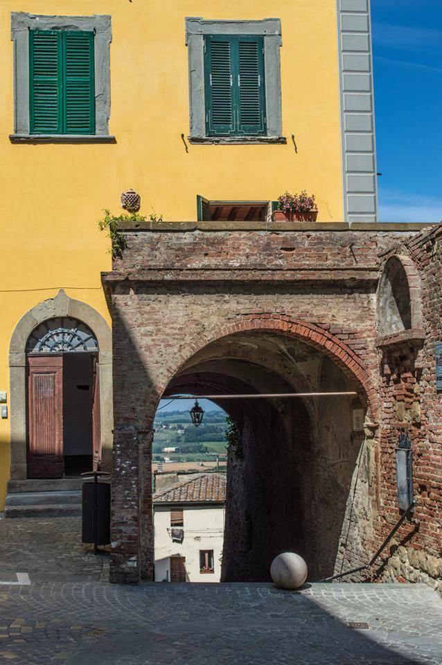 Peccioli's corner