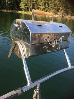 Grill på båten | Bathem.se