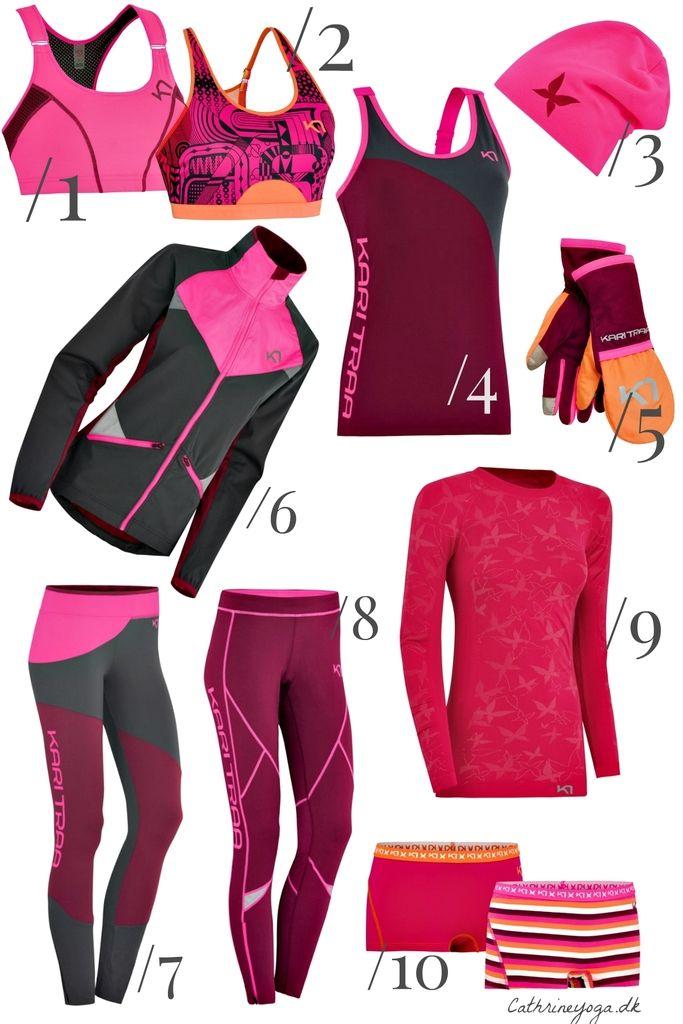 Har I set farverne iKari Traa's nye efterårskollektion?Deres farverige, skønnetræningstøj er blødt, elastisk samt i humørspredende farver. Som yogalærer, træningselsker og yogirender jeg nærmest dagligt rundt i træningstøj, og det er derfor vigtigt for mig, at tøjet er lavet af b....