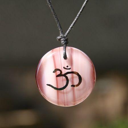 Cocoon Crown Chakra Necklace www.downdogboutique.com #YogaJewelry #YogaInspiredJewelry #Yoga