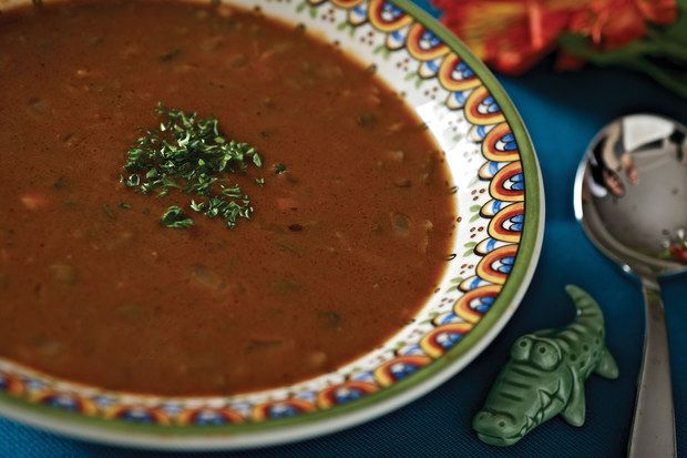 Treme (Mock) Turtle Soup / photo by Michael Palumbo | keto | Pinterest ...