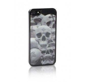 Holographic Skull iPhone case - iPhone 4 and 5