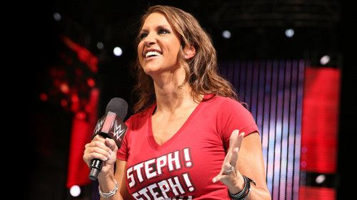 ♥Steph In Red Dress♥ - Stephanie McMahon Photo (37922776) - Fanpop